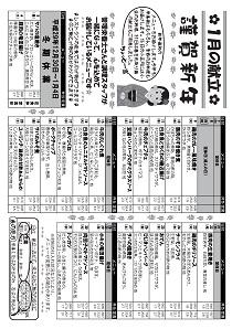 槇塚台レストランチラシ裏(H30)