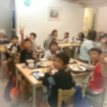 槇塚台レストラン-子ども食堂食事